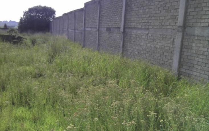 Foto de terreno habitacional en venta en  , magdalena, metepec, m?xico, 1440545 No. 03