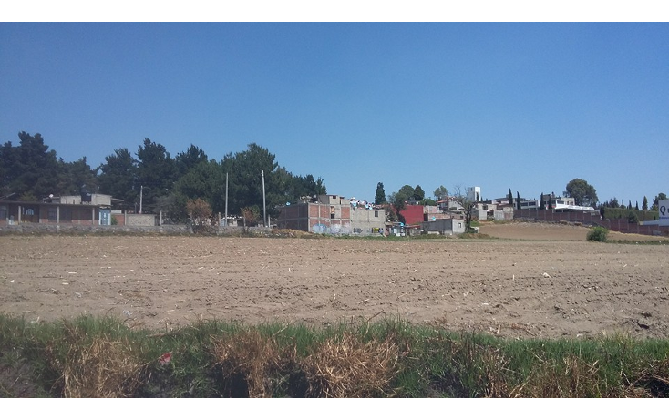 Foto de terreno habitacional en venta en  , magdalena, metepec, méxico, 1931412 No. 01