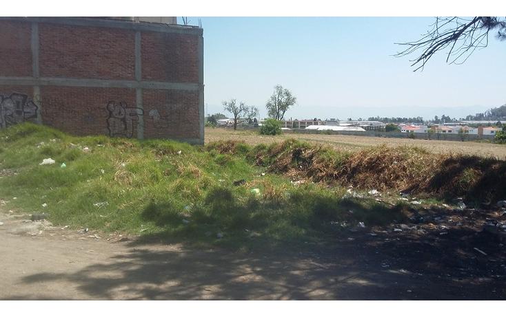 Foto de terreno habitacional en venta en  , magdalena, metepec, méxico, 1931412 No. 02
