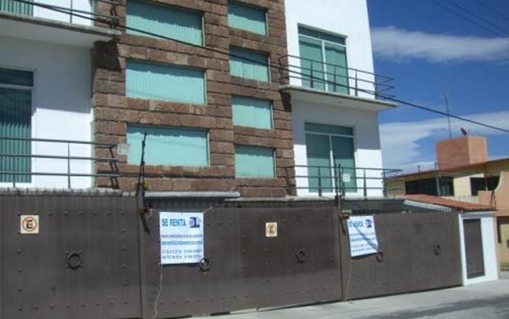 Foto de departamento en renta en  , magdalena, metepec, méxico, 400876 No. 01