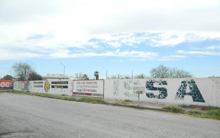 Foto de terreno habitacional en venta en  , magdalenas, torreón, coahuila de zaragoza, 1256767 No. 02