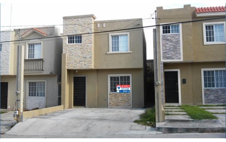 Foto de casa en renta en  , magdaleno aguilar, tampico, tamaulipas, 1047491 No. 01