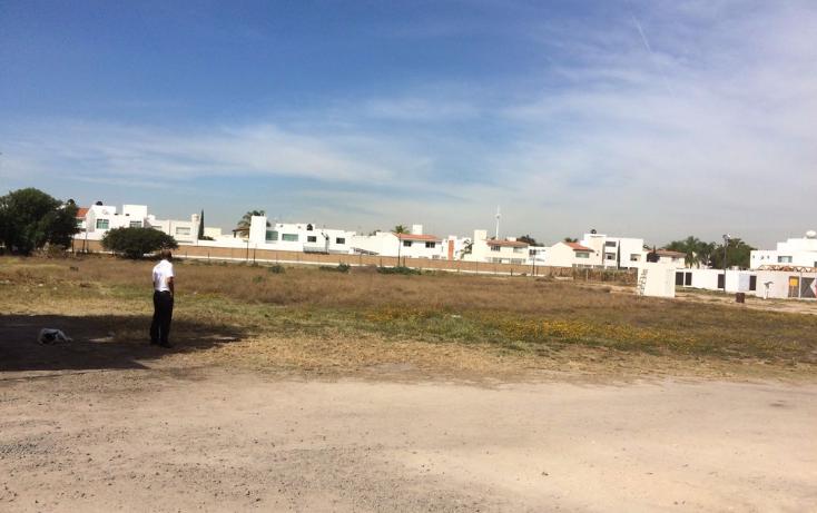 Foto de terreno habitacional en venta en  , magisterial, corregidora, querétaro, 2017360 No. 04