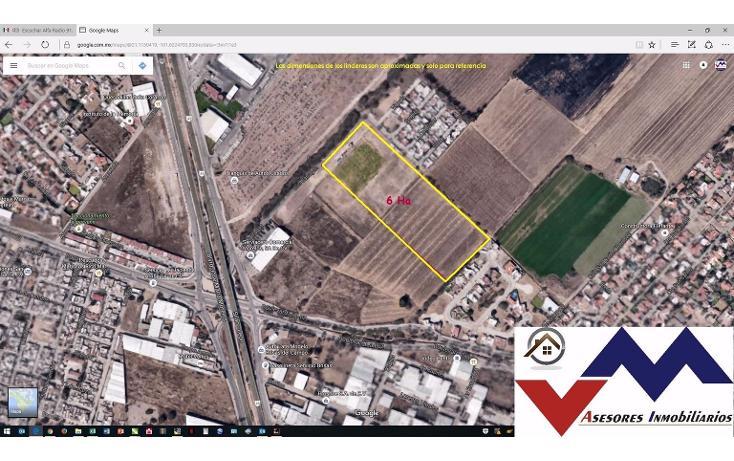 Foto de terreno comercial en venta en  , magisterial, león, guanajuato, 1722788 No. 01