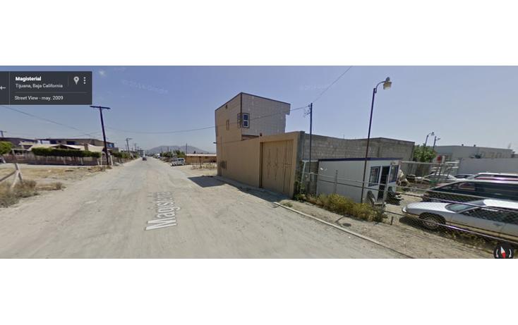 Foto de terreno comercial en venta en  , magisterial, tijuana, baja california, 1485169 No. 01