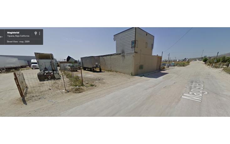 Foto de terreno comercial en venta en  , magisterial, tijuana, baja california, 1485169 No. 02