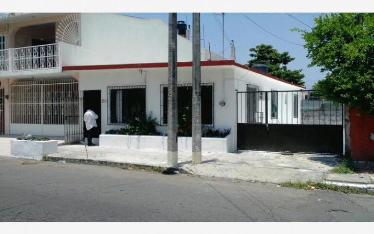 Foto de casa en venta en magnolia 260, bonos del ahorro nacional, boca del río, veracruz, 1901988 no 01