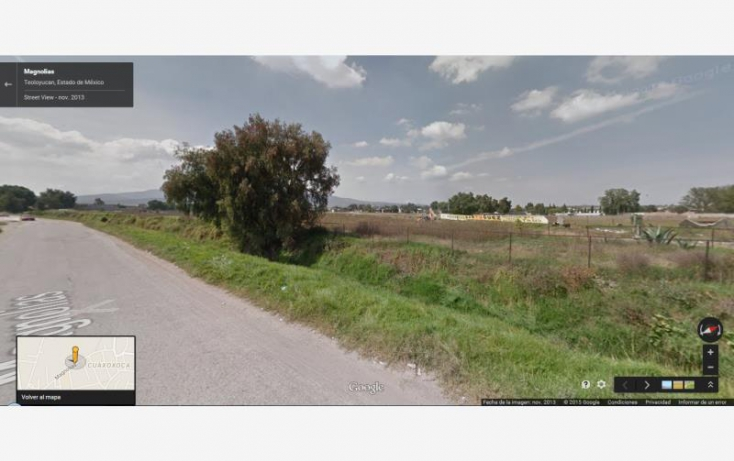 Foto de terreno habitacional en venta en magnolias 3, cuaxoxoca, teoloyucan, estado de méxico, 842205 no 03