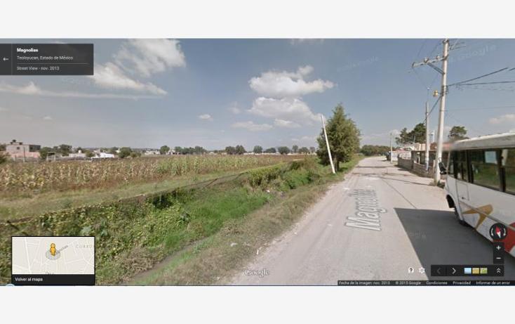 Foto de terreno habitacional en venta en  3, cuaxoxoca, teoloyucan, méxico, 842205 No. 01