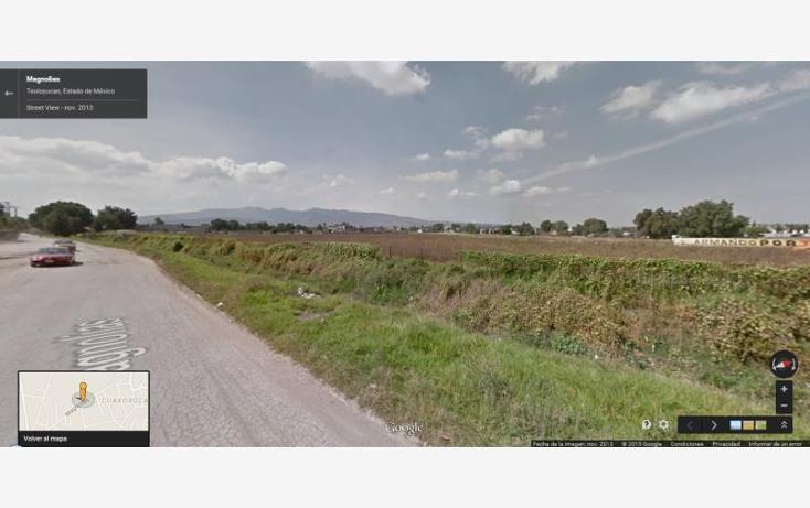 Foto de terreno habitacional en venta en  3, cuaxoxoca, teoloyucan, méxico, 842205 No. 02