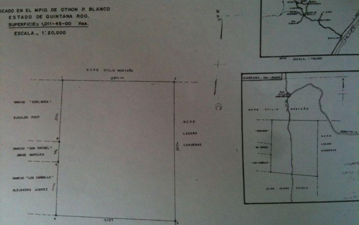 Foto de terreno habitacional en venta en, mahahual, othón p blanco, quintana roo, 1133355 no 01