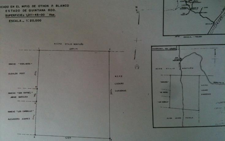 Foto de terreno habitacional en venta en  , mahahual, oth?n p. blanco, quintana roo, 1133355 No. 01