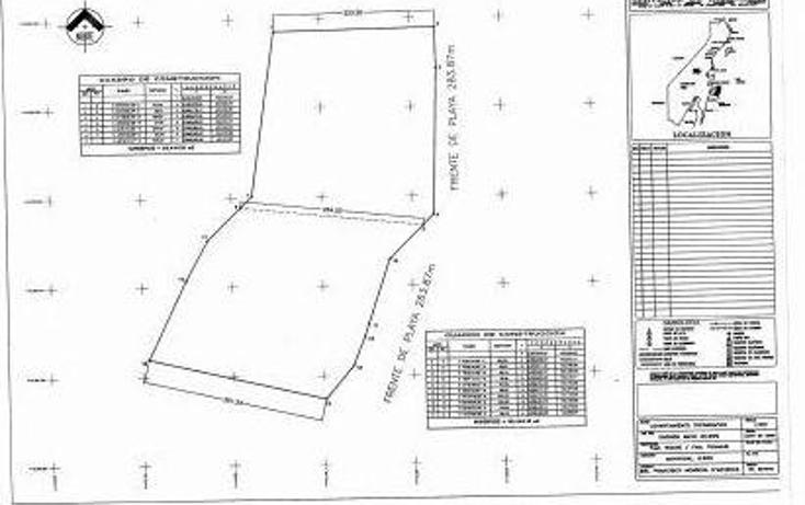 Foto de terreno habitacional en venta en  , mahahual, othón p. blanco, quintana roo, 1499555 No. 07