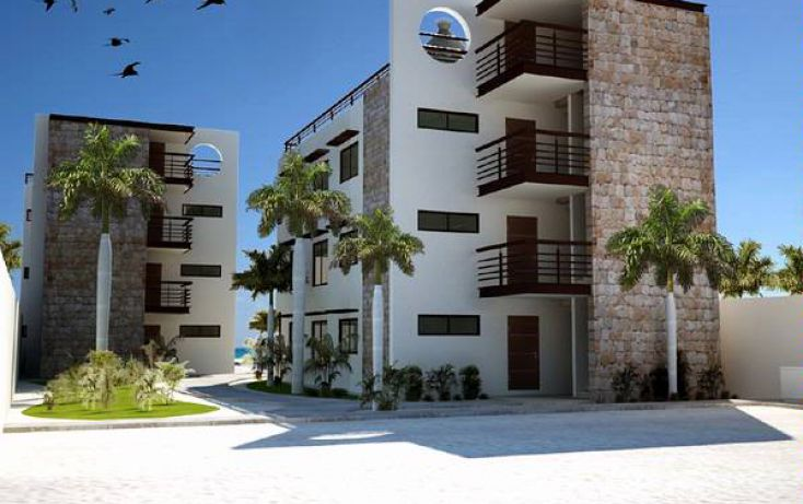 Foto de departamento en venta en, mahahual, othón p blanco, quintana roo, 1499963 no 01