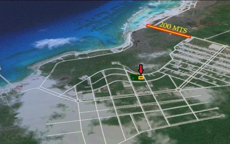 Foto de terreno habitacional en venta en  , mahahual, othón p. blanco, quintana roo, 1501533 No. 01