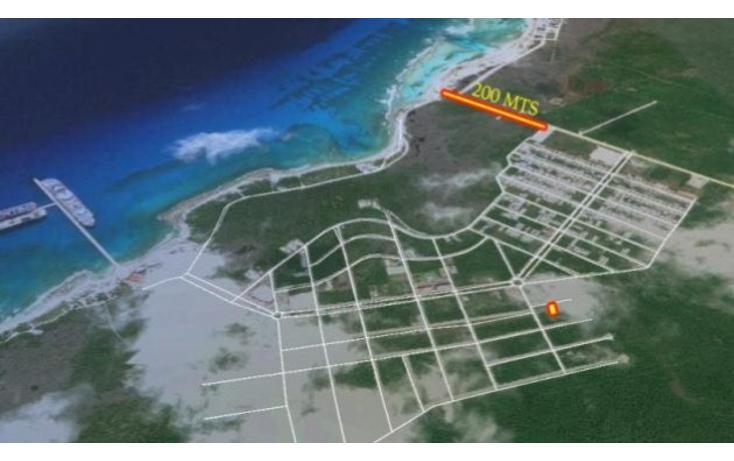 Foto de terreno habitacional en venta en  , mahahual, othón p. blanco, quintana roo, 1501551 No. 01