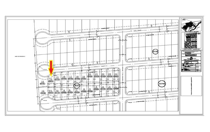 Foto de terreno habitacional en venta en  , mahahual, othón p. blanco, quintana roo, 1501551 No. 02