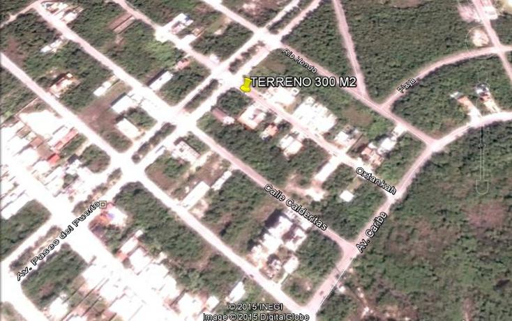 Foto de terreno habitacional en venta en  , mahahual, oth?n p. blanco, quintana roo, 1503071 No. 02