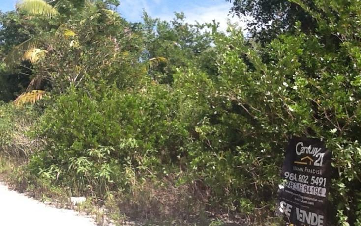 Foto de terreno habitacional en venta en  , mahahual, othón p. blanco, quintana roo, 1962703 No. 07