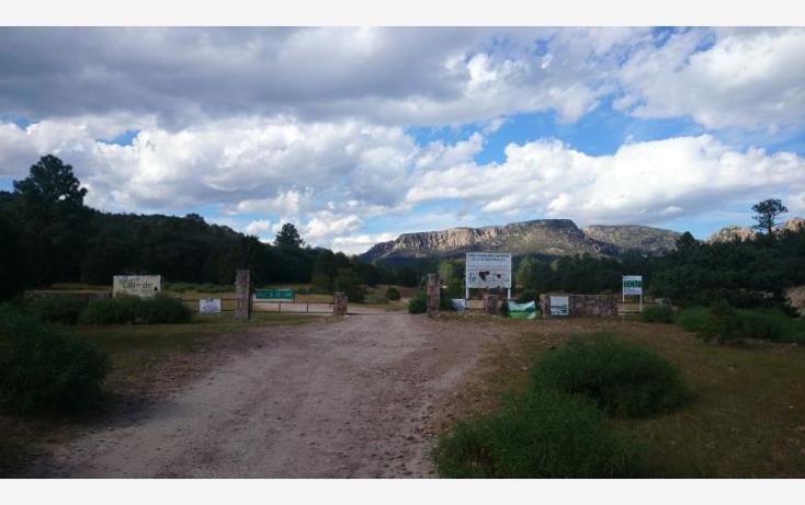Foto de terreno habitacional en venta en  , majalca, chihuahua, chihuahua, 610676 No. 02