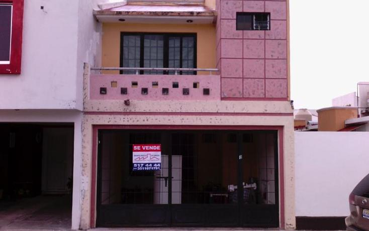 Foto de casa en venta en  1, monte olivo, zamora, michoacán de ocampo, 518041 No. 01