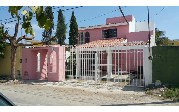 Foto de casa en renta en  , malibrán, carmen, campeche, 1731700 No. 01