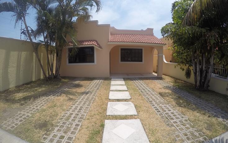 Foto de casa en renta en  , malibrán, carmen, campeche, 2002690 No. 01