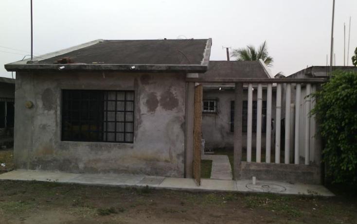 Foto de casa en venta en  , malibran de las brujas, veracruz, veracruz de ignacio de la llave, 1387313 No. 01