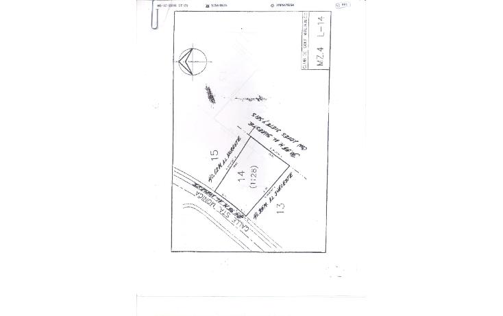 Foto de terreno habitacional en venta en  , malinalco, malinalco, m?xico, 1289799 No. 01