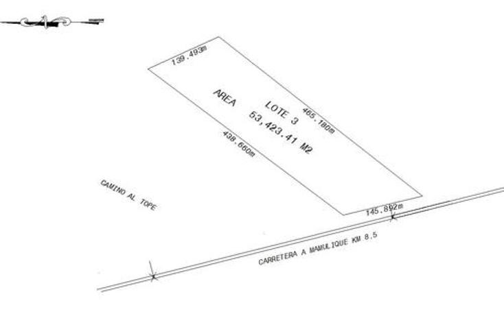 Foto de terreno habitacional en venta en  , mamulique, salinas victoria, nuevo león, 1053799 No. 05