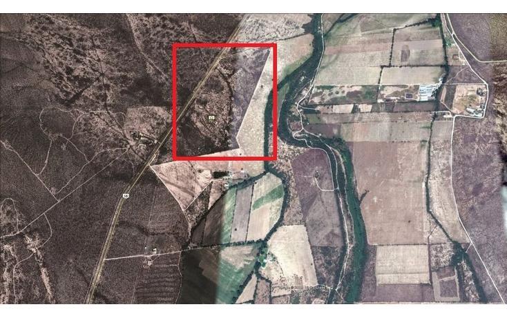 Foto de terreno habitacional en venta en  , mamulique, salinas victoria, nuevo león, 1467901 No. 03