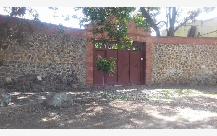 Foto de casa en venta en  , manantiales, cuautla, morelos, 1731336 No. 01