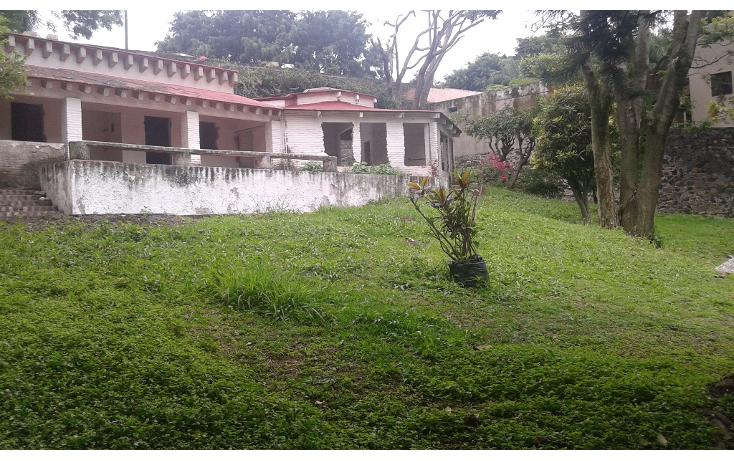 Foto de terreno habitacional en venta en  , manantiales, cuernavaca, morelos, 1270319 No. 03