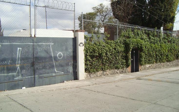 Foto de terreno habitacional en venta en  , manantiales, san pedro cholula, puebla, 1271355 No. 01