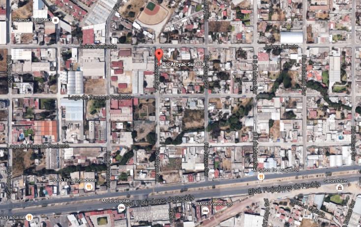 Foto de terreno habitacional en venta en  , manantiales, san pedro cholula, puebla, 1271355 No. 26