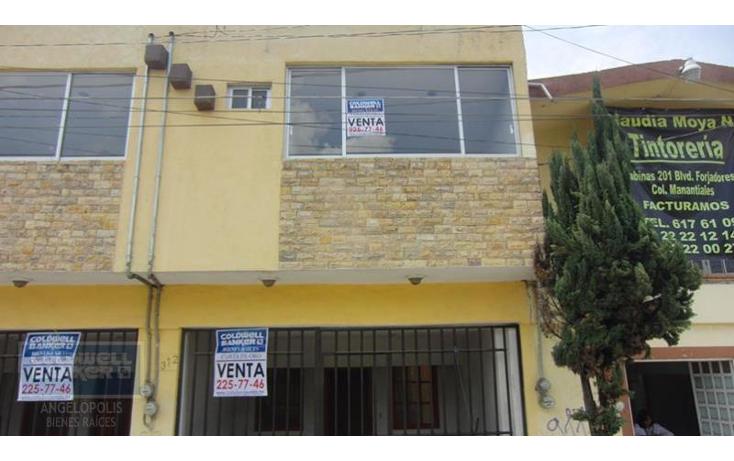 Foto de casa en venta en  , manantiales, san pedro cholula, puebla, 1958683 No. 01