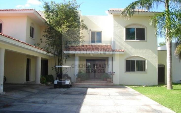 Foto de casa en venta en  , club de golf la ceiba, mérida, yucatán, 1754590 No. 01