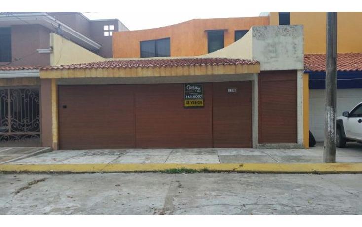 Foto de casa en venta en  , framboyanes, centro, tabasco, 1696606 No. 01