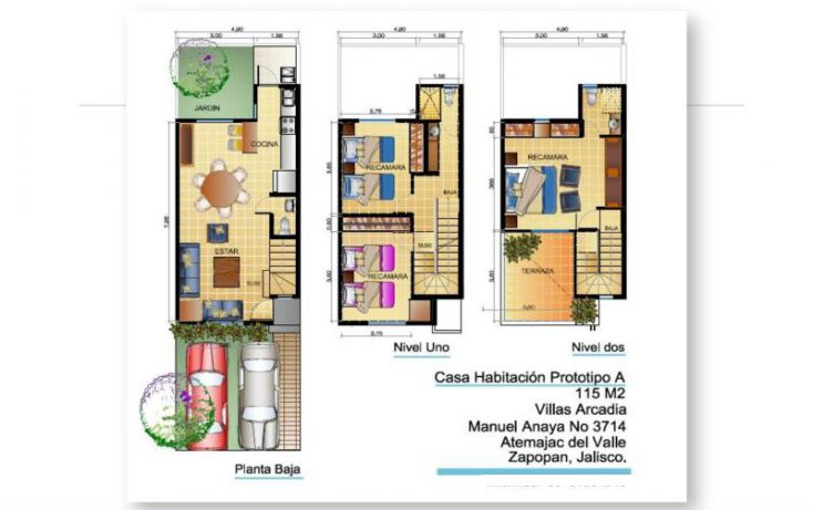 Foto de casa en venta en manuel anaya 1280, 27 de septiembre, zapopan, jalisco, 1792982 no 01