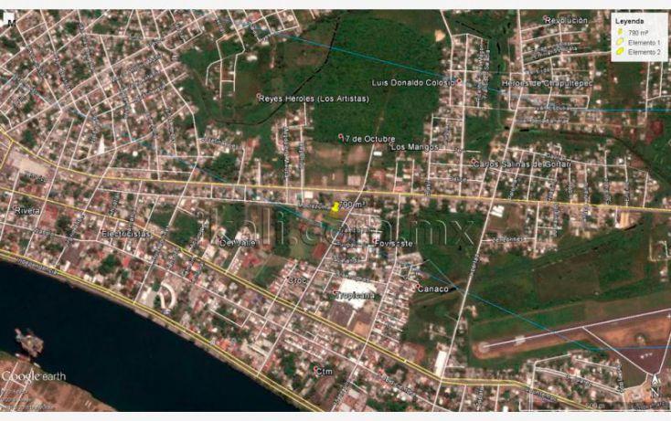 Foto de terreno habitacional en venta en manuel avila camacho, 17 de octubre, tuxpan, veracruz, 2024904 no 06