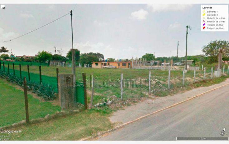 Foto de terreno habitacional en venta en manuel avila camacho, del valle, tuxpan, veracruz, 1901798 no 01