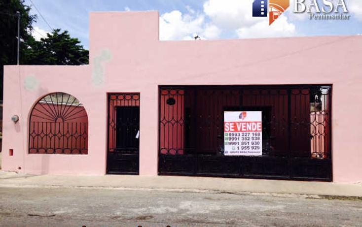 Foto de casa en venta en  , manuel avila camacho, mérida, yucatán, 1148329 No. 01