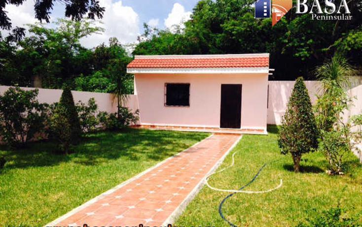 Foto de casa en venta en  , manuel avila camacho, mérida, yucatán, 1148329 No. 09