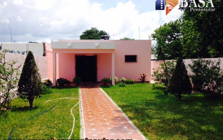 Foto de casa en venta en  , manuel avila camacho, mérida, yucatán, 1148329 No. 10