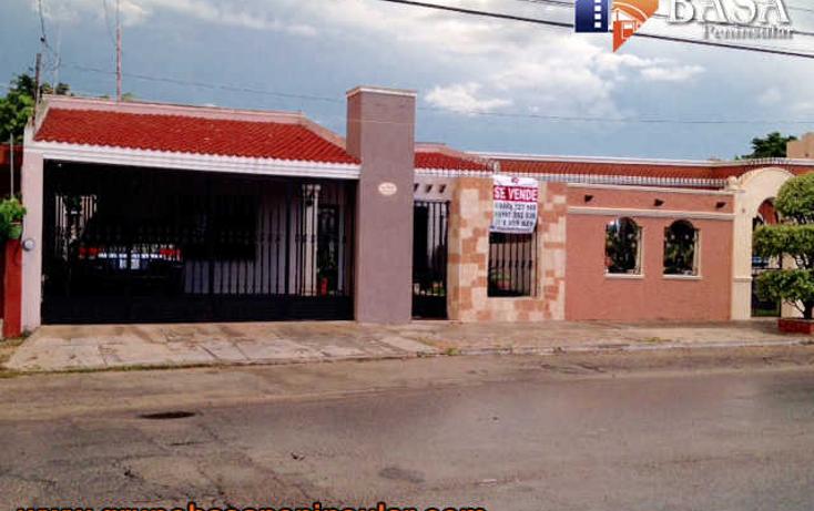 Foto de casa en venta en  , manuel avila camacho, m?rida, yucat?n, 1759998 No. 01