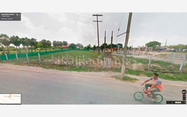 Foto de terreno habitacional en venta en manuel avila camacho nonumber, del valle, tuxpan, veracruz de ignacio de la llave, 2024904 No. 02