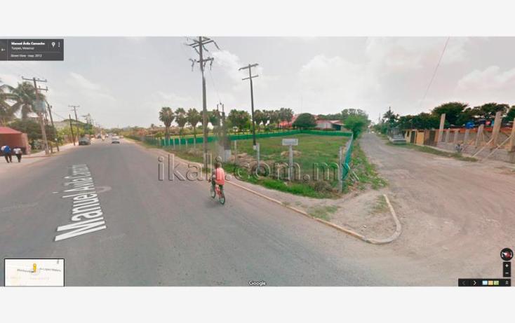 Foto de terreno habitacional en venta en manuel avila camacho nonumber, del valle, tuxpan, veracruz de ignacio de la llave, 2024904 No. 03