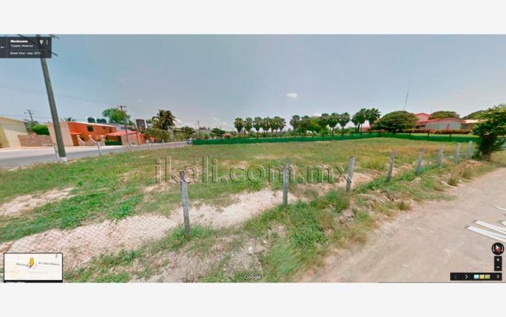 Foto de terreno habitacional en venta en manuel avila camacho nonumber, del valle, tuxpan, veracruz de ignacio de la llave, 2024904 No. 04