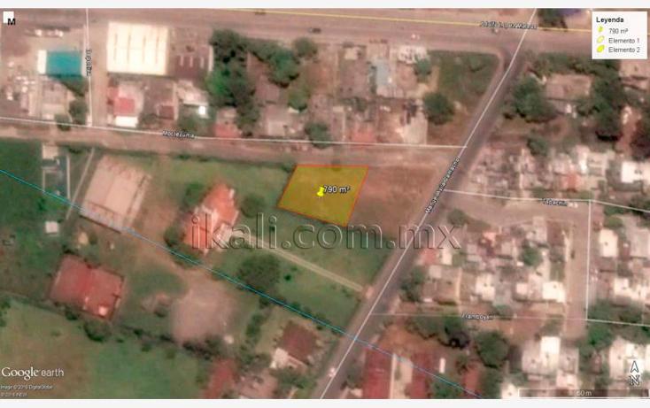 Foto de terreno habitacional en venta en manuel avila camacho nonumber, del valle, tuxpan, veracruz de ignacio de la llave, 2024904 No. 07