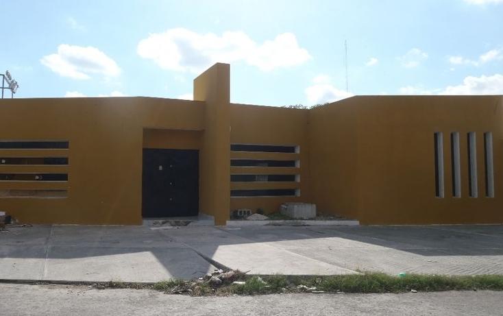 Foto de nave industrial en renta en  , manuel crescencio rejon, mérida, yucatán, 1082293 No. 02